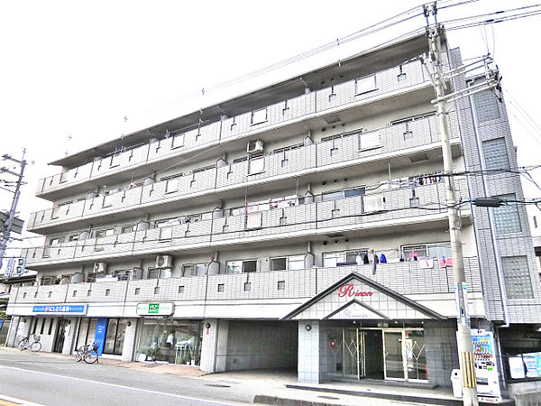 Rinon国分[4階]の外観