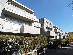 兵庫県神戸市北区中里町2丁目の賃貸マンションの外観