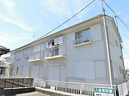 神奈川県横浜市瀬谷区二ツ橋町の賃貸アパートの外観