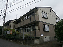神奈川県川崎市宮前区菅生5丁目の賃貸アパートの外観