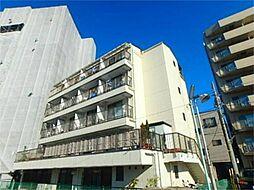 東京都多摩市関戸4の賃貸マンションの外観