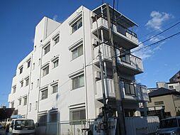 シャトー豊里[1階]の外観