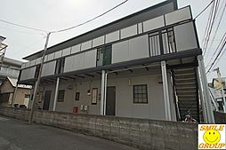クレスト松江[202号室]の外観