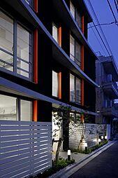Apartment KURO武蔵小山I[3階]の外観