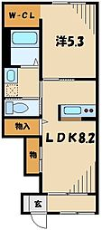 JR川越線 高麗川駅 徒歩9分の賃貸アパート