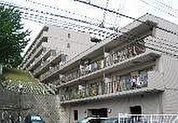 神奈川県横浜市港南区野庭町の賃貸マンションの外観