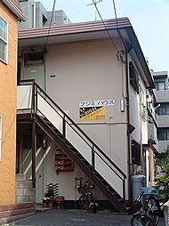 フジミハウス[1階]の外観