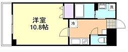 マリベール新倉敷[2階]の間取り