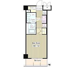 Liberta villa[5階]の間取り
