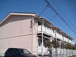 愛知県一宮市浅野の賃貸アパートの外観