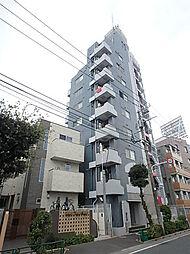 マートルコート駒沢大学[8階]の外観