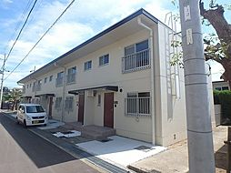 大阪府箕面市桜ケ丘1丁目の賃貸マンションの外観