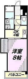 JR青梅線 中神駅 徒歩18分の賃貸マンション