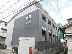 神奈川県大和市大和東1丁目の賃貸アパートの外観