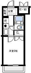 セントヒルズ桜ケ丘[3階]の間取り