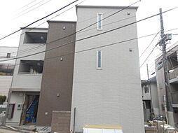 ステーションフロント本八幡[3階]の外観