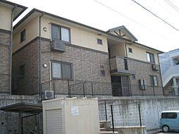 愛知県岡崎市松橋町1丁目の賃貸アパートの外観