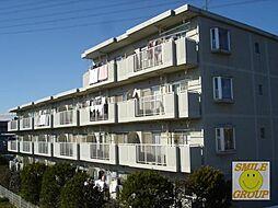 ガーデンタウン高橋[302号室]の外観