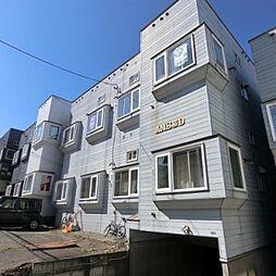 AMS桜D棟[1階]の外観