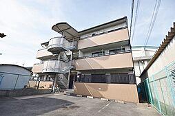 まるきマンション高柳[1階]の外観