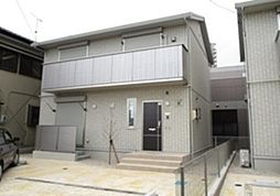 [テラスハウス] 愛知県岡崎市柱曙1丁目 の賃貸【/】の外観