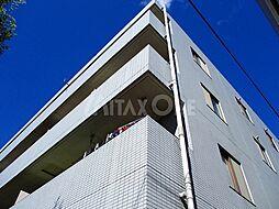 ヒルテラス稲城[3階]の外観
