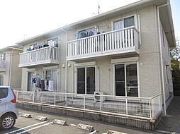 リビングタウン連島 F[1階]の外観