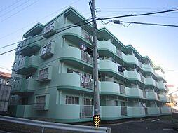 愛知県豊田市平和町4丁目の賃貸マンションの外観