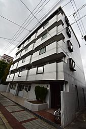 大阪府大阪市城東区関目4丁目の賃貸マンションの外観