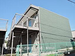 コーエイハイツA棟[2階]の外観