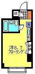 アイビープレイス[2階]の間取り