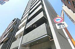東京都台東区東上野1丁目の賃貸マンションの外観