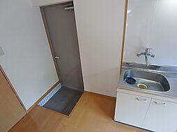 ロイヤル丸山の冷蔵庫置き場