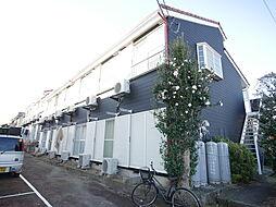 神奈川県厚木市三田南3丁目の賃貸アパートの外観