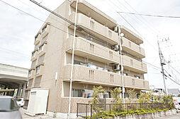 栃木県栃木市沼和田町の賃貸マンションの外観