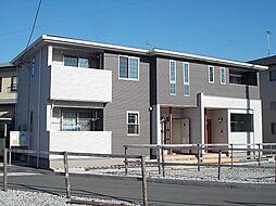 静岡県静岡市葵区北の賃貸アパートの外観