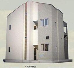 ハーモニーテラス武蔵中原[1階]の外観