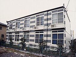 レオパレスブルームフィールド[203号室]の外観
