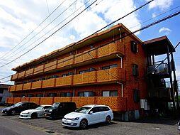 栃木県小山市城北5丁目の賃貸マンションの外観