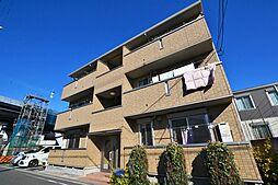 大阪府松原市天美南3丁目の賃貸アパートの外観