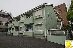 ツインハウス B棟[1階]の外観