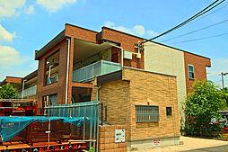 リブリ・ガーデン[1階]の外観