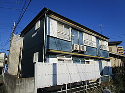 神奈川県厚木市寿町1丁目の賃貸アパートの外観