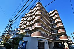 大阪府松原市東新町4丁目の賃貸マンションの外観