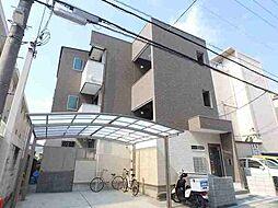 大阪府豊中市螢池南町3丁目の賃貸マンションの外観