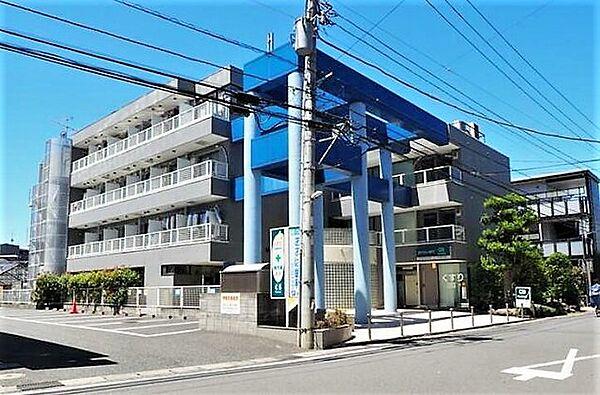 ベルクレール 3階の賃貸【神奈川県 / 川崎市多摩区】