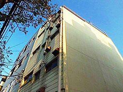 神田マンション[4階]の外観