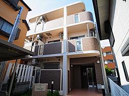 兵庫県神戸市須磨区南町3丁目の賃貸マンションの外観