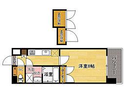 No87 MARIAGE STATION[10階]の間取り
