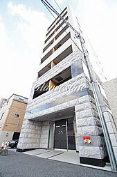 神奈川県川崎市中原区小杉陣屋町2丁目の賃貸マンションの外観